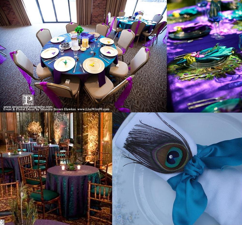 peacock wedding decorations peacock wedding decorations thetwentysomethingblog