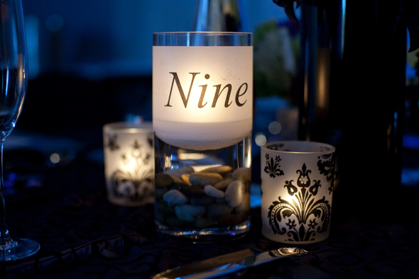Aside from the wine name idea here are my Top 5 Favorite Table Number Ideas