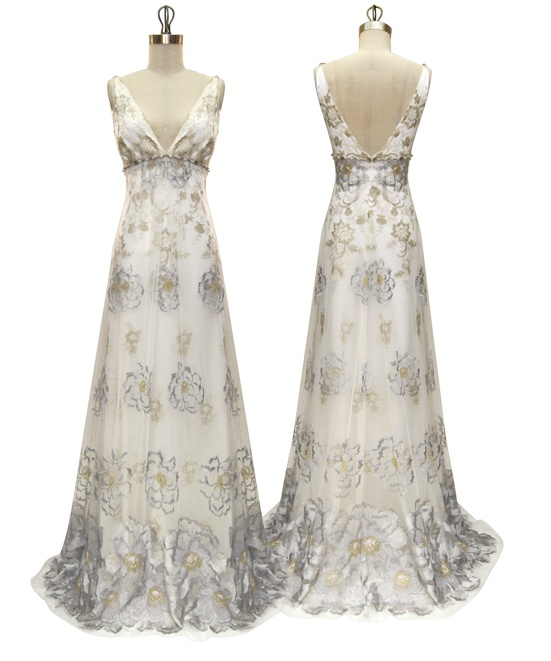 Claire Pettibone Wedding Dress: Wedding Wednesday: Claire Pettibone Bridal Gowns